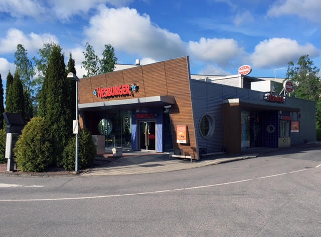 Hesburger ikkunakalvot 3M Thinsulate